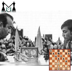 Karpov's antidote to Kortschnoj's kingside pawn storming