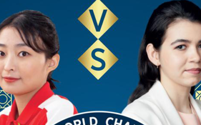 Brief thought on the Women World Championship match 2020