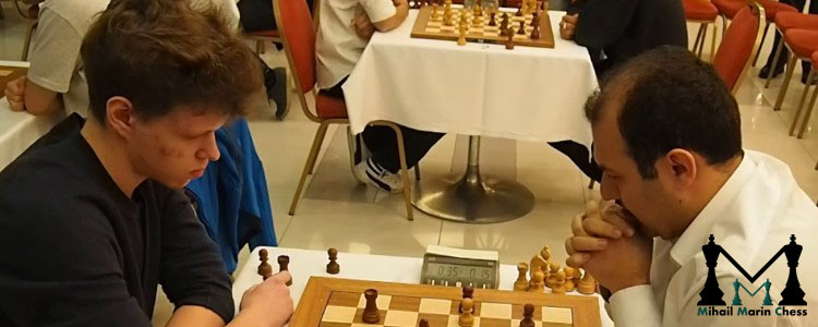 The European blitz championship, Skopje 2018